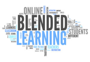Student information system for online and blended learning